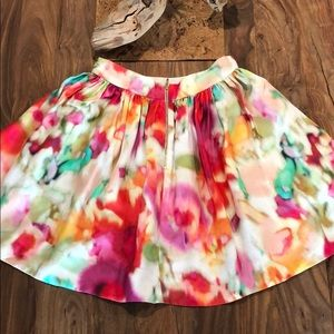 kate spade Skirts - Kate Spade colorful skirt with pockets